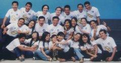 Pengambilan foto dengan teman-teman sepelayanan dari PA KJB... @Jonas Photo